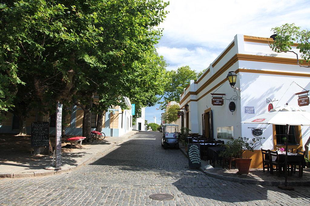 Locations for filming in Uruguay - Colonia del Sacramento