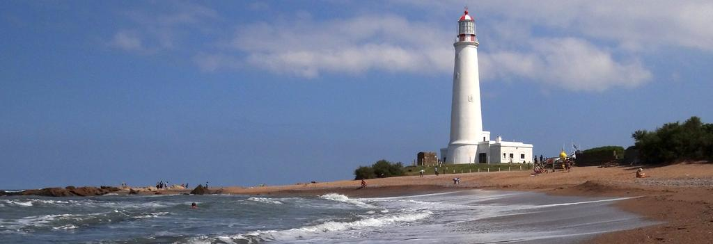 Filming locations Uruguay - Paloma