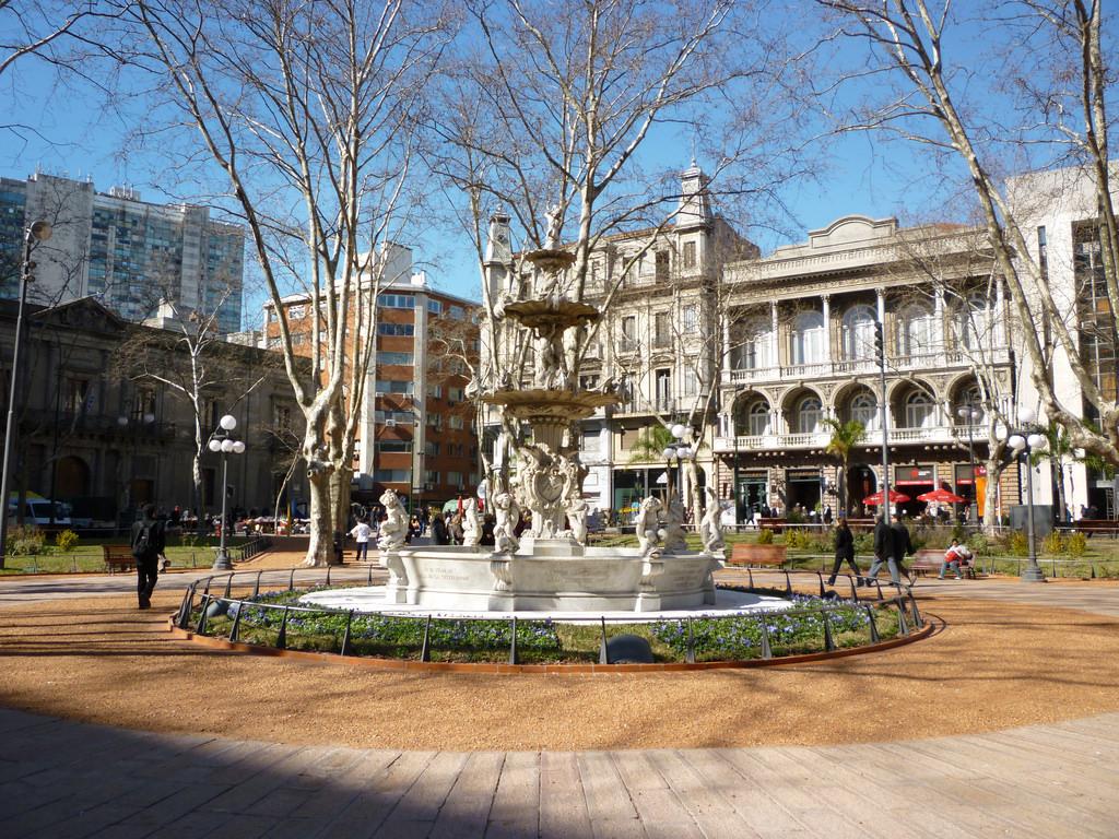 Uruguay filming locations - Montevideo