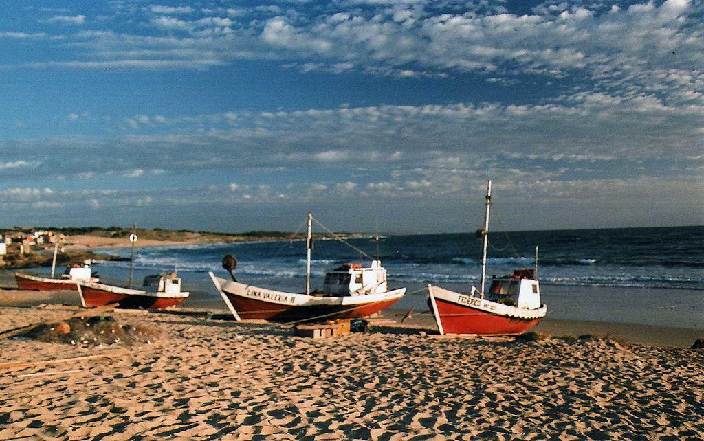 Uruguay filming locations - Punta del Diablo