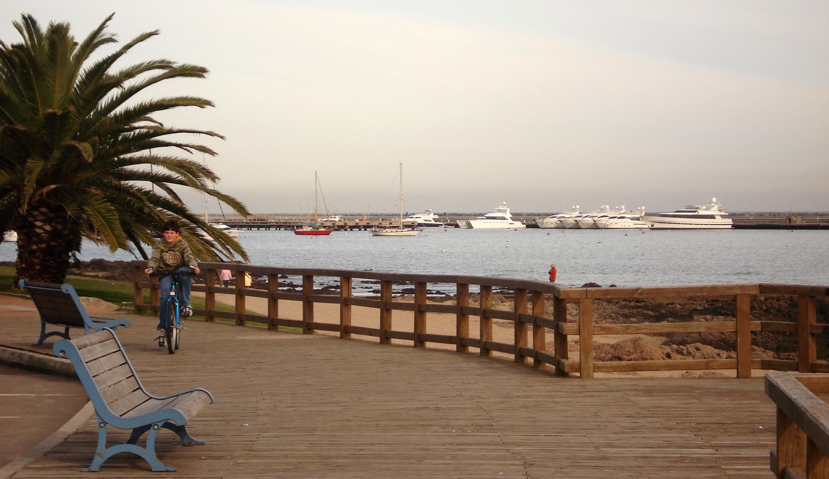 Locations for filming in Uruguay - Punta del Este