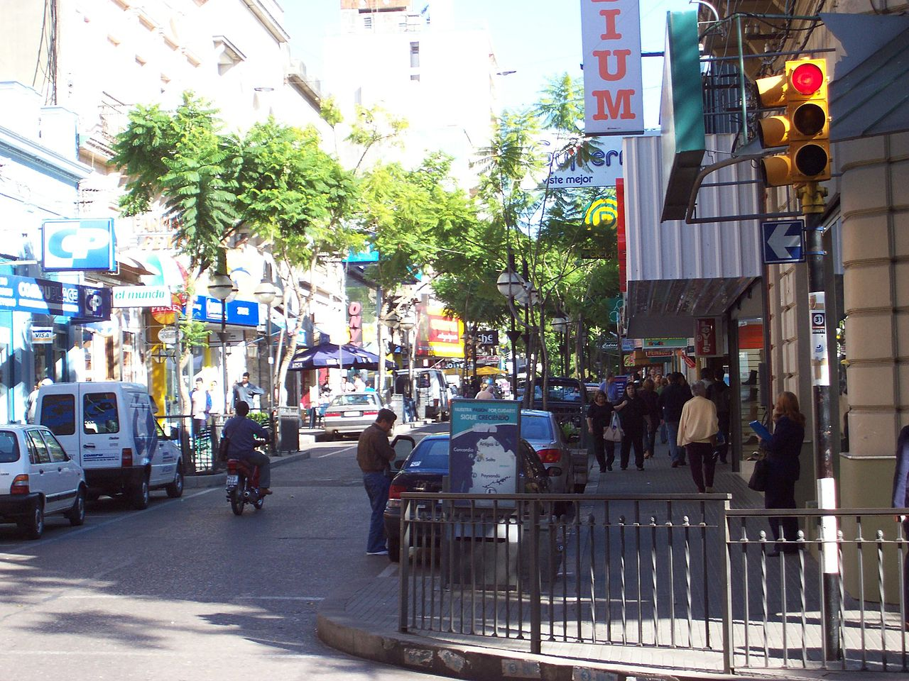 Filming locations Uruguay - Salto